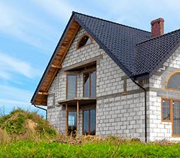 Строительство домов из керамзитоблоков в Калуге, цены