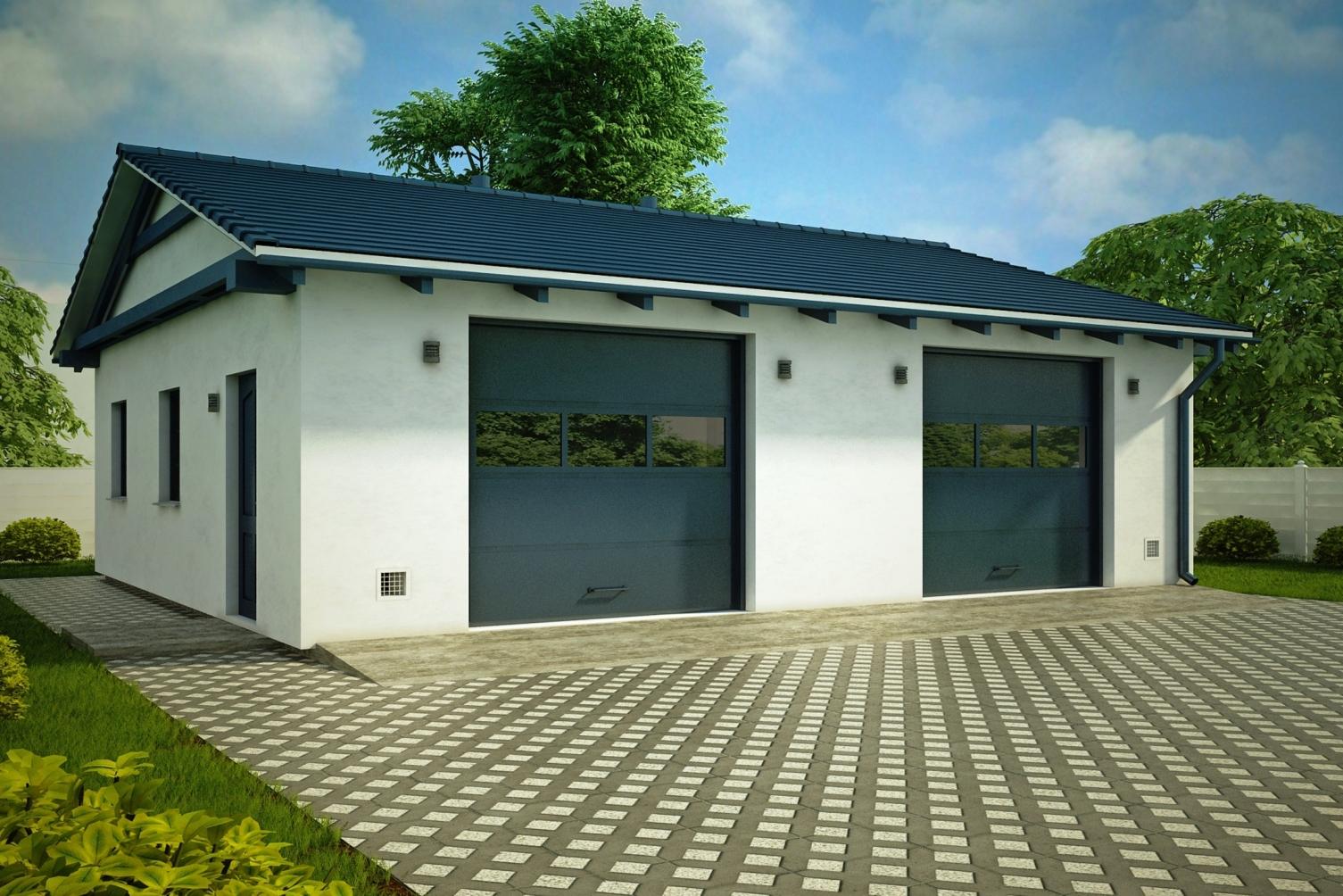Строительство гаражей под ключ в Калуге